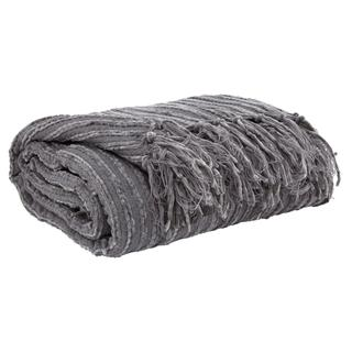 Noland Throw Dark Gray