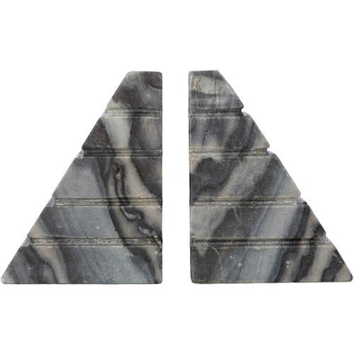 "Surya - Tikal TKL-001 6""H x 3""W x 5""D, 6""H x 3""W x 5""D"