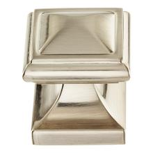 View Product - Wadsworth Knob 1 1/4 Inch - Brushed Nickel