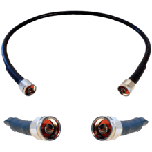 Wilson-400 Cable 2 ft. w N-Male Connectors