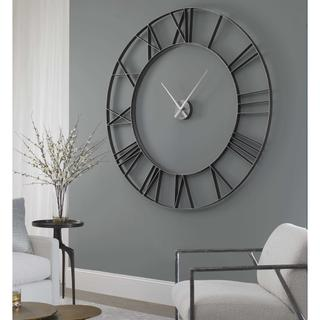 See Details - Carroway Wall Clock