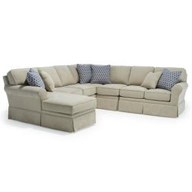 ANNABEL SECTIONAL SK Stationary Sectional