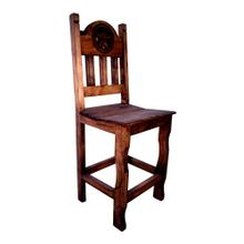 "30"" Wooden Bar Stool - Texas Star"