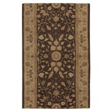 "Heritage Hall He05 Brown 30"" Runner"