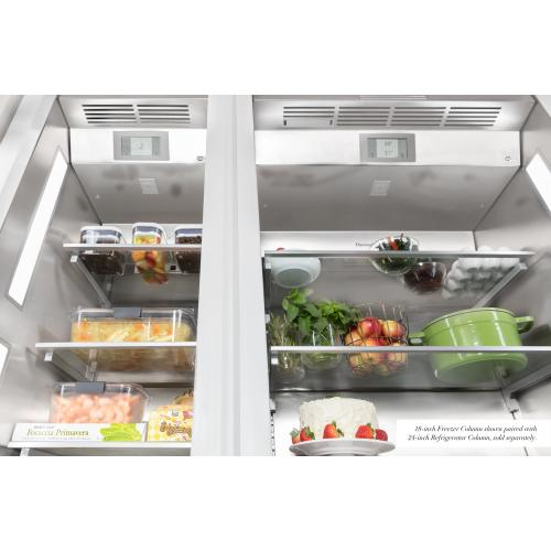 Thermador - Built-in Panel Ready Freezer Column 36'' T36IF905SP
