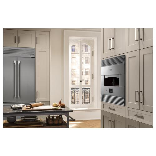 "Monogram 30"" Smart Flush Hearth Oven"