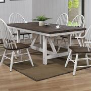 Fixed Top Trestle Table Product Image
