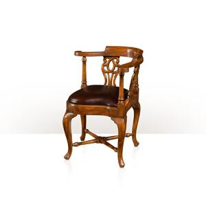Theodore Alexander - The Nicholas Brown 'Roundabout' Chair, Old English