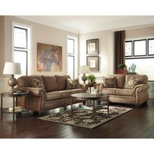 Signature Design by Ashley Larkinhurst Living Room Set in Earth Faux Leather [FSD-3199SET-ERT-GG]