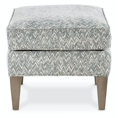 Sam Moore Furniture - Living Room Lark Ottoman