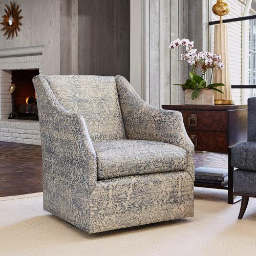 Claudette Swivel Chair