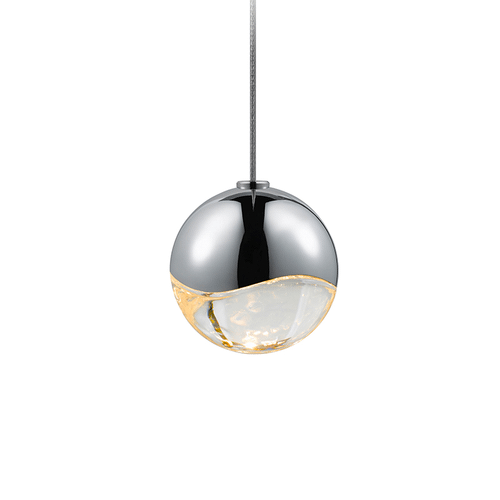 Grapes® Small LED Pendant w/Dome Canopy