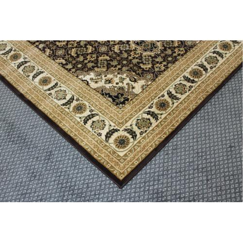 "Persian Design 1 Million Point Heatset Monalisa T02 Area Rugs by Rug Factory Plus - 2'8"" x 10' / Beige"