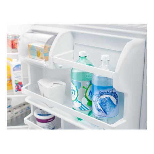Amana Canada - Amana® 30-inch Wide Top-Freezer Refrigerator with Glass Shelves - 18 cu. ft.