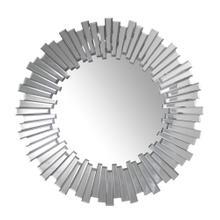 Glass Framed Mirror, Wb