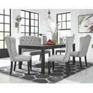 Dining Table and 4 Chairs and Bench Product Image