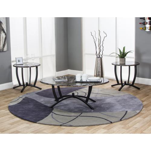 Coffee & End Table Set (3 Piece)