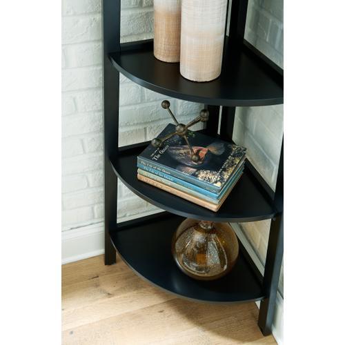 Signature Design By Ashley - Bernmore Corner Shelf