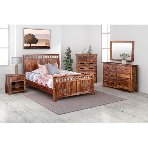 See Details - Kalispell Harvest Bedroom Set, PDU-102A-HRU