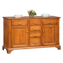 See Details - Heirloom Doors & Drawers Buffet