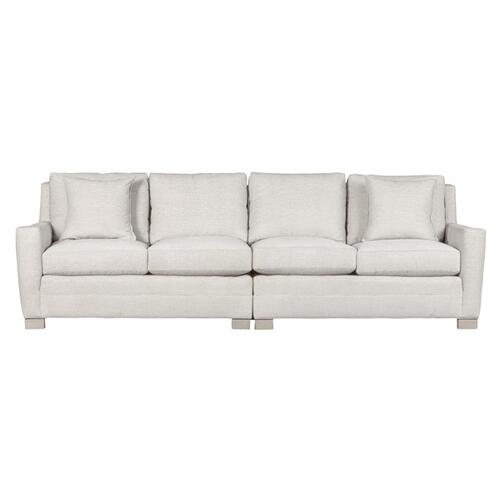 Brookford Left Arm Loveseat 657-LAL