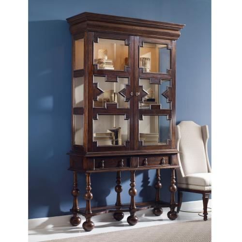 Ambella Home - William & Mary Tall Cabinet
