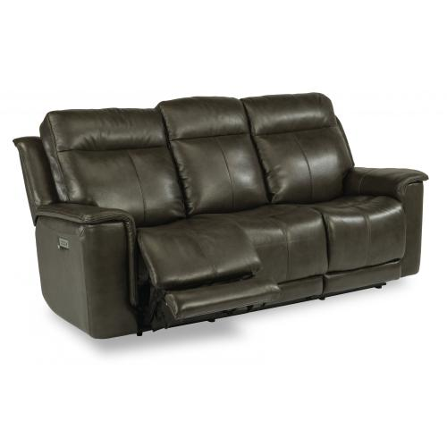 Miller Power Reclining Sofa with Power Headrests & Lumbar