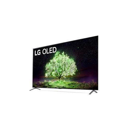 LG - LG A1 77 inch Class 4K Smart OLED TV w/ ThinQ AI® (76.7'' Diag)