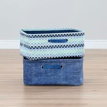 View Product - Storit - Basket, Blue