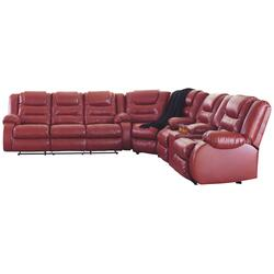 Vacherie 3-piece Reclining Sectional