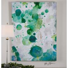 Spots of Emerald