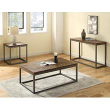 Lorenza 3-Piece Set(Cocktail & 2 End Tables)