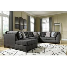 View Product - Reidshire Armless Loveseat