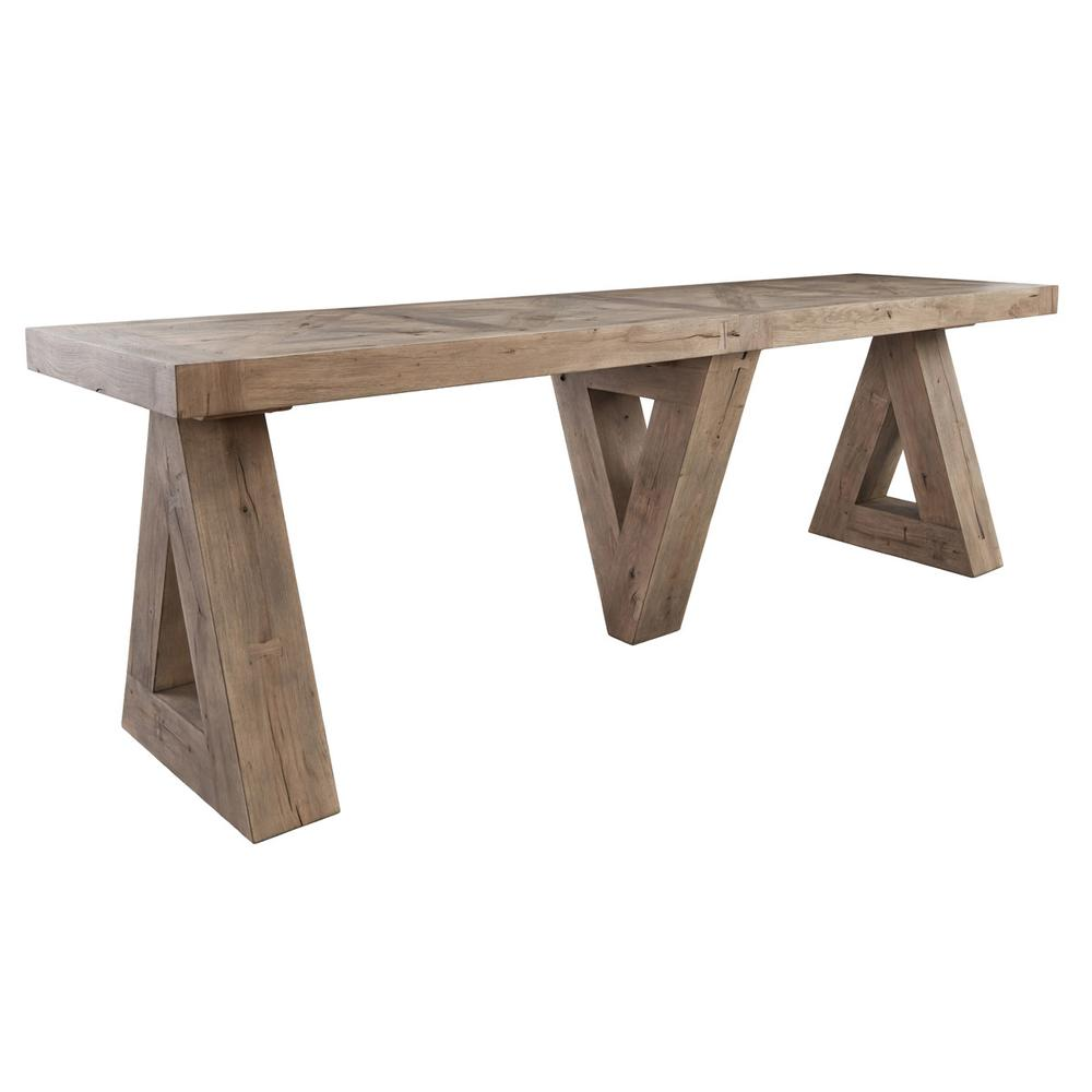 See Details - Crescent Console Table