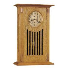 See Details - Wedding Mantel Clock