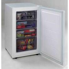See Details - Model VM301W - 2.9 Cu. Ft. Vertical Freezer - White