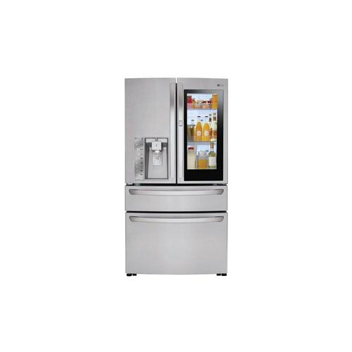 23 cu. ft. Smart wi-fi Enabled InstaView™ Door-in-Door® Refrigerator