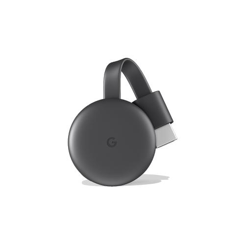 Chromecast (Charcoal)
