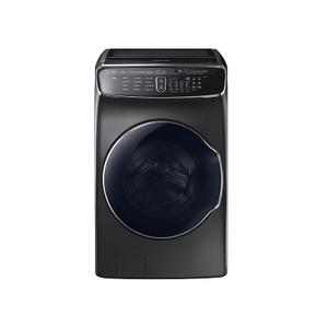 Samsung Appliances6.0 cu ft. Smart Washer with Flexwash in Black Stainless Steel