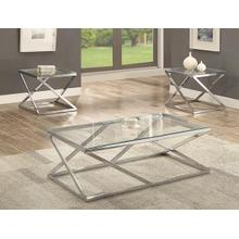 Chase 3-pk Cocktail Table Base