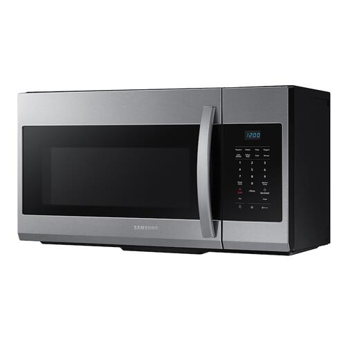 Over-the-Range Microwave with 1.7 cu. ft. Capacity in Stainless Steel