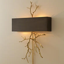 Twig Wall Sconce-Brass/Bronze-HW
