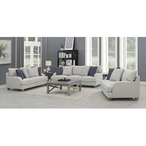 Emerald Home Sofa W/ 4 Accent Pillows U4389-00-03a