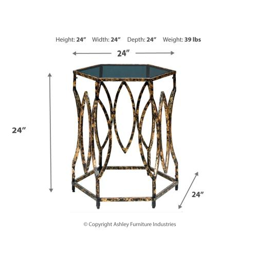 Keita Accent Table