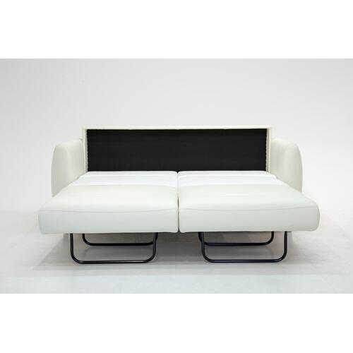 Jamie Queen Size Jumbo Loveseat Sleeper