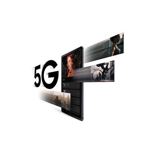 Samsung - Galaxy Tab S7 FE 5G, 64GB, Mystic Black (Verizon)
