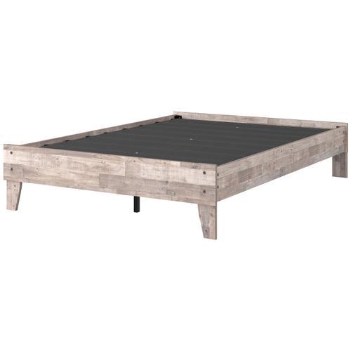 Signature Design By Ashley - Neilsville Full Platform Bed