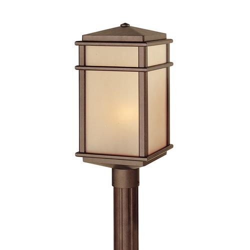 Mission Lodge Large Post Lantern Corinthian Bronze