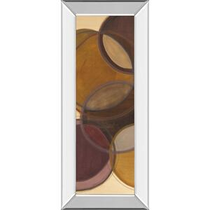 """Moon Shadow I"" By Jeni Lee Mirror Framed Print Wall Art"