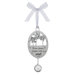 Ornament - Every dream begins with a wish